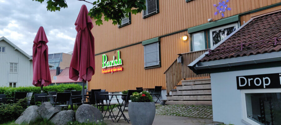 Barish Restaurant og take-away