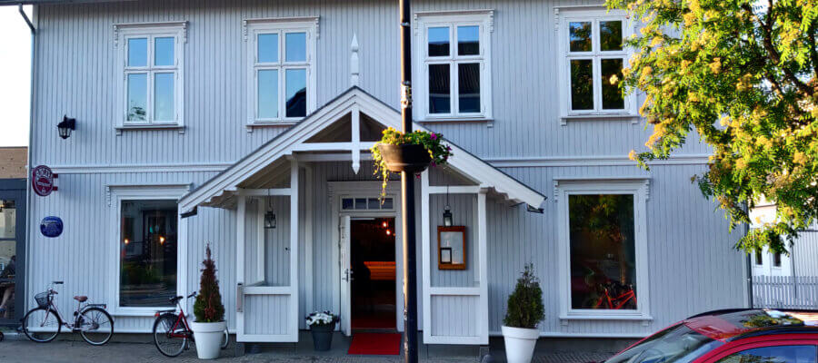 Bowlers Restaurant i Jessheim