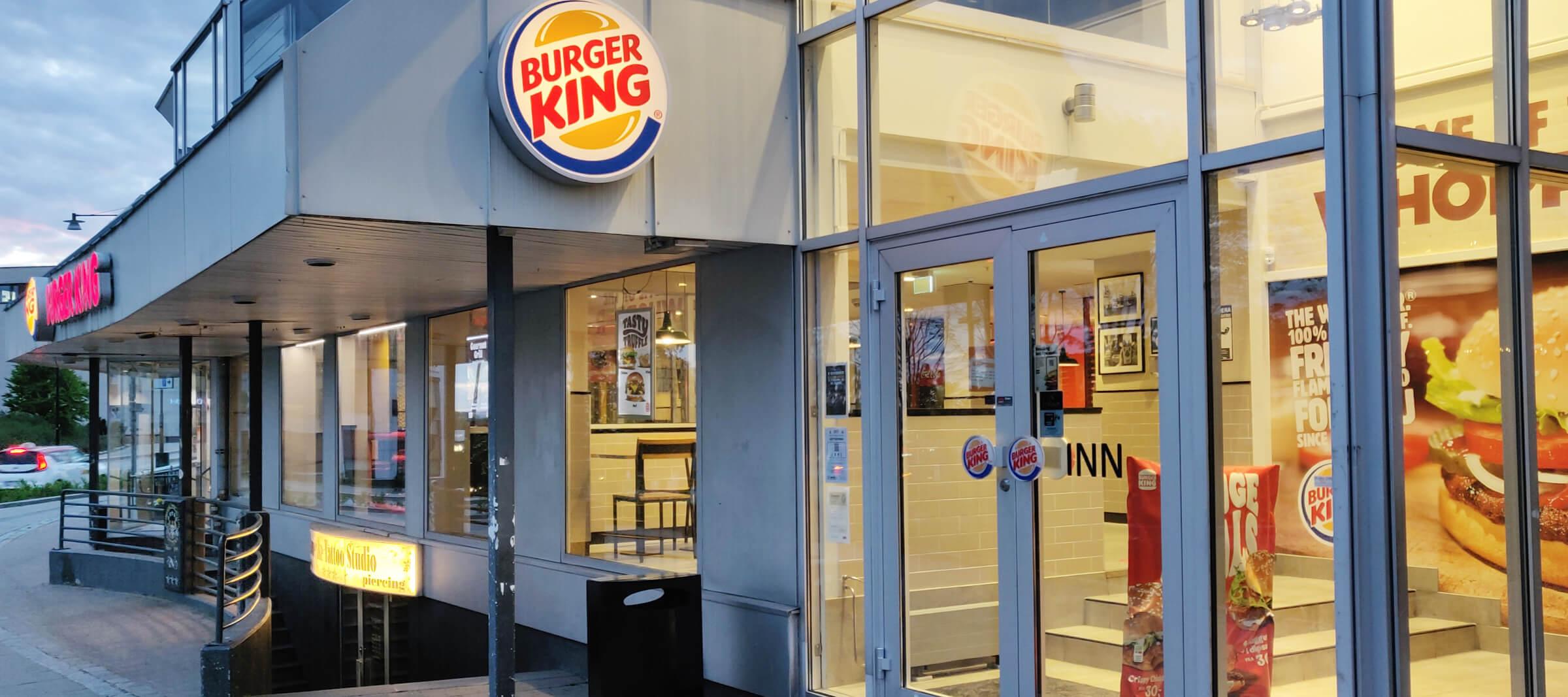 Burger King Jessheim