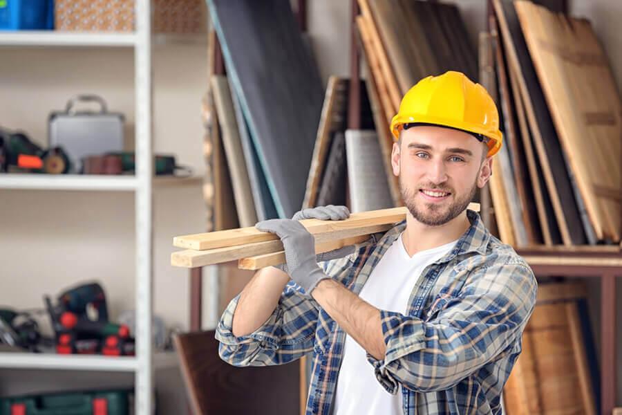 Byggservice - maler - snekker - oppussing i Jessheim og omegn