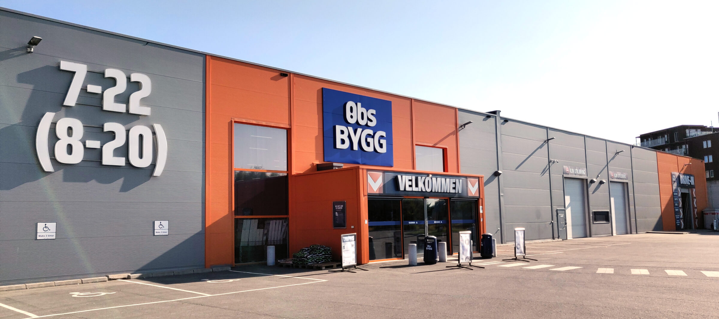 Obs BYGG