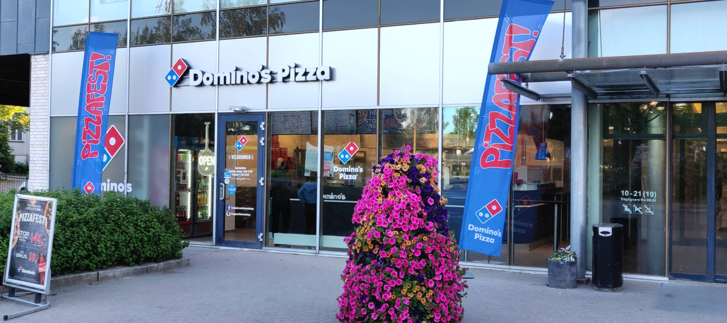 Dominos Pizza Jessheim