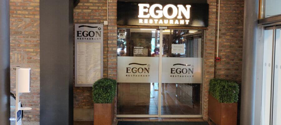 Egon Restaurant - inngang Jessheim Storsenter