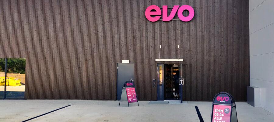 EVO Treningssenter og Fitness avdelingen i Jessheim