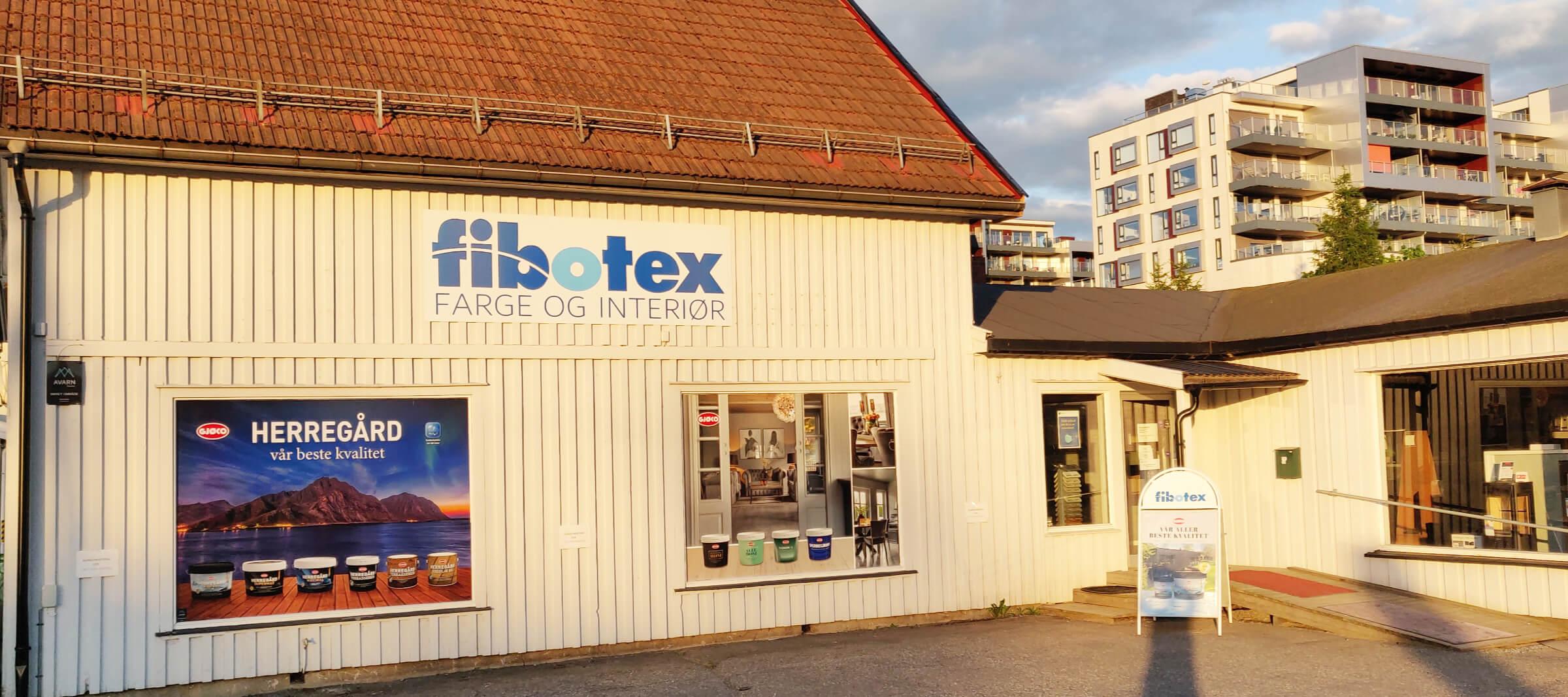 Fibotex – farge og interiør