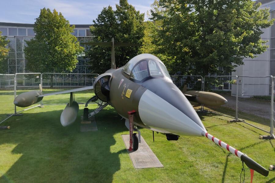 Gardermoen Flysamling jagerfly