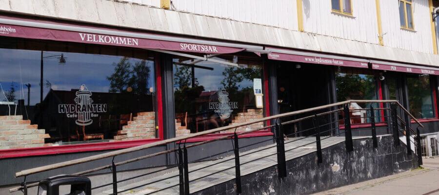 Hydranten sportsbar og café