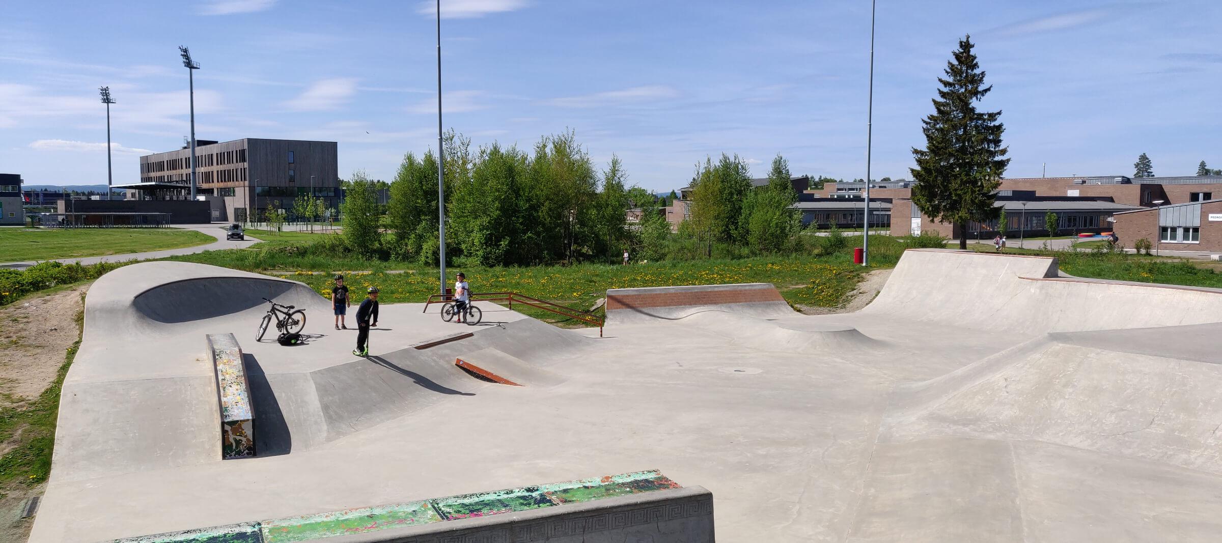 Jessheim skatepark