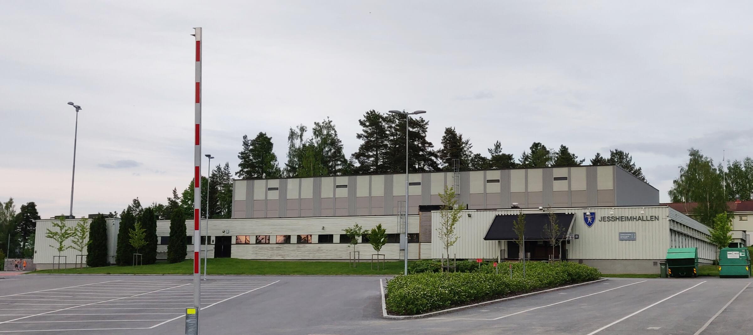 Jessheimhallen 2021