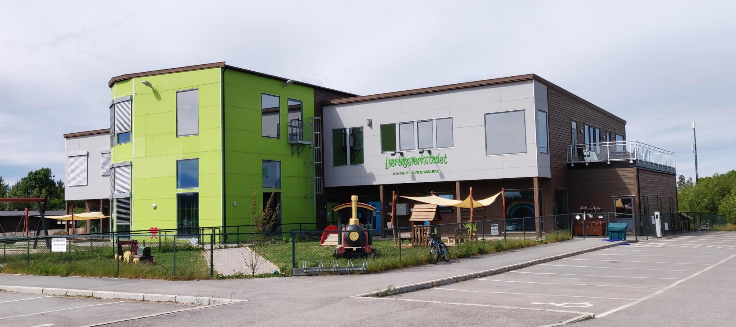 Læringsverkstedet DoReMi Gystadmarka Barnehage