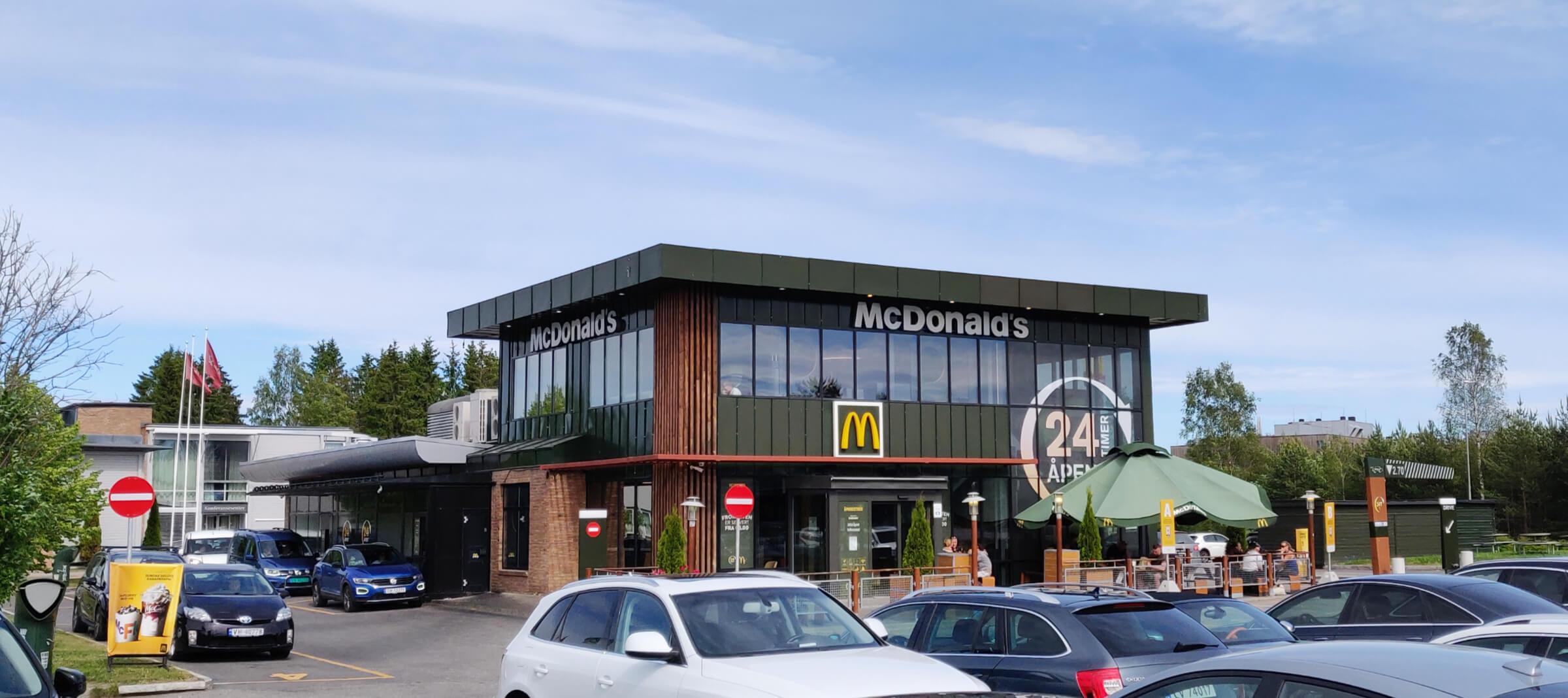 McDonald's – Gardemoen Park
