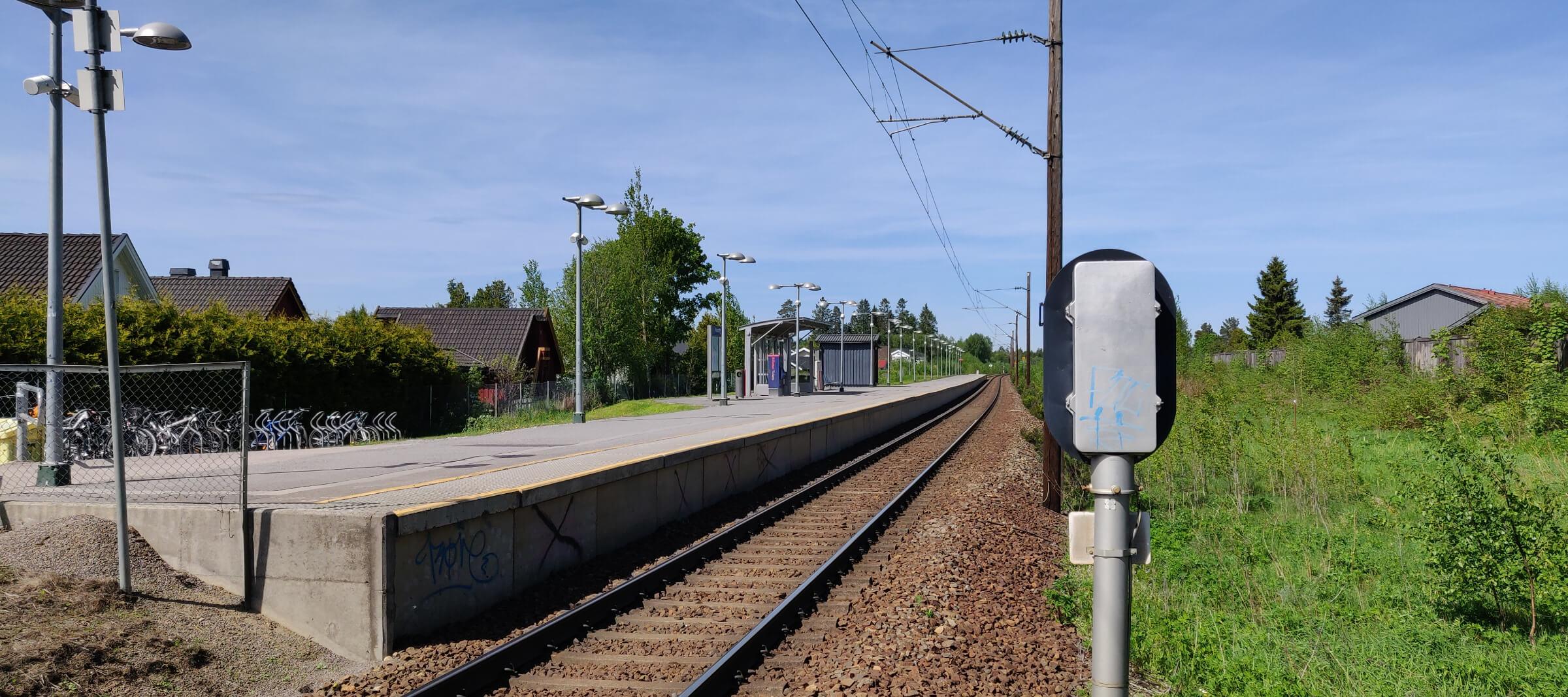 Nordby Togstasjon