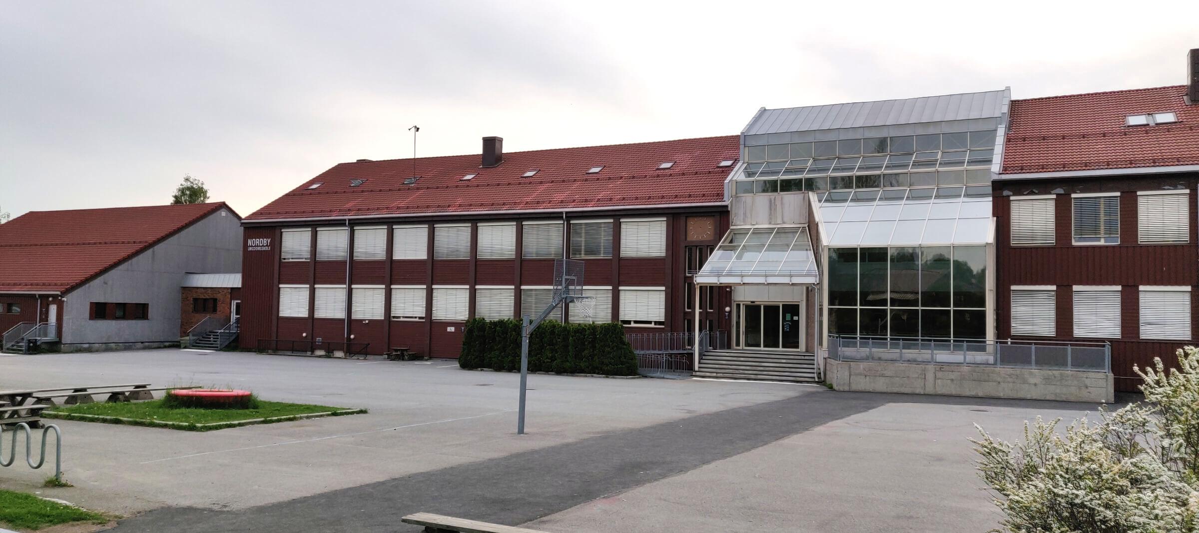 Nordby ungdomsskole