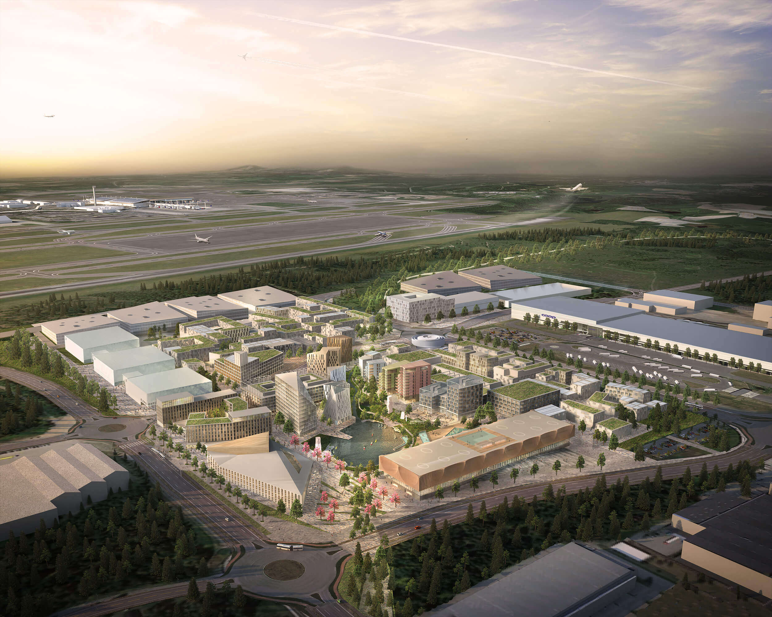 Oslo Airport City