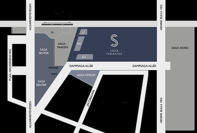 Sagabyen kart